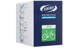 Камера для велосипеда  BBB  BTI-63 BikeTube 26*1,75/2,35 FV 48 mm