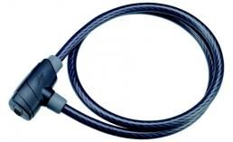 Замок на ключе для велосипеда  BBB  BBL-32 PowerSafe straight cable 12 mm x 1000 mm