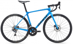 Спортивный велосипеды  Giant  TCR Advanced 1 Disc Pro Compact  2020