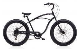 Красивый фэтбайк  Electra  Cruiser Lux Fat Tire 7D Men's  2017