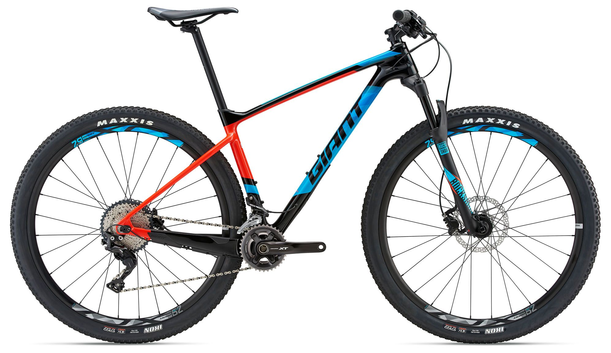 Горный велосипед Giant XTC Advanced 29er 2 GE 2018