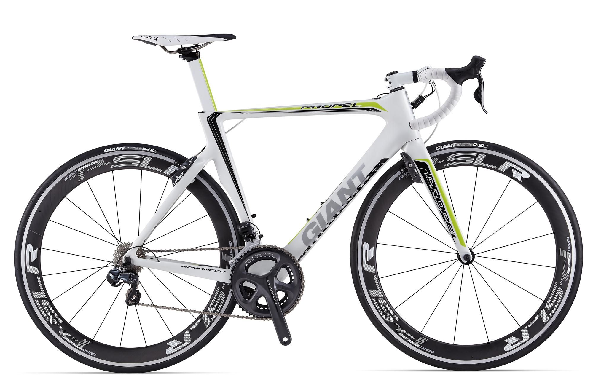 Шоссейный велосипед Giant Propel Advanced 1 2014 в Тюмени