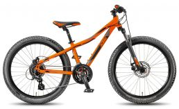 Велосипед  KTM  Wild Speed 24.24 Disc  2018