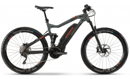 Электровелосипед  Haibike  SDURO FullSeven 8.0 500Wh 20-G XT  2019