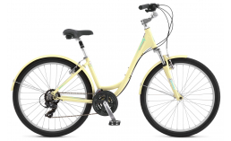 Городской велосипед  v brake  Schwinn  Sierra Women  2020