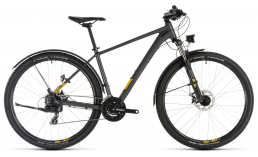Велосипед  Cube  Aim Allroad 27.5  2019