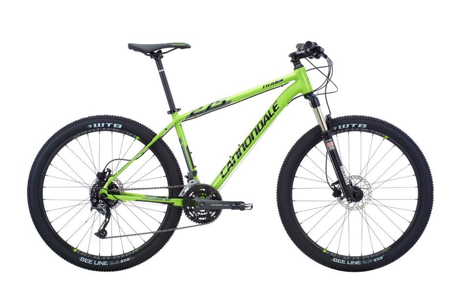Горный велосипед Cannondale Trail 4 27.5 2016