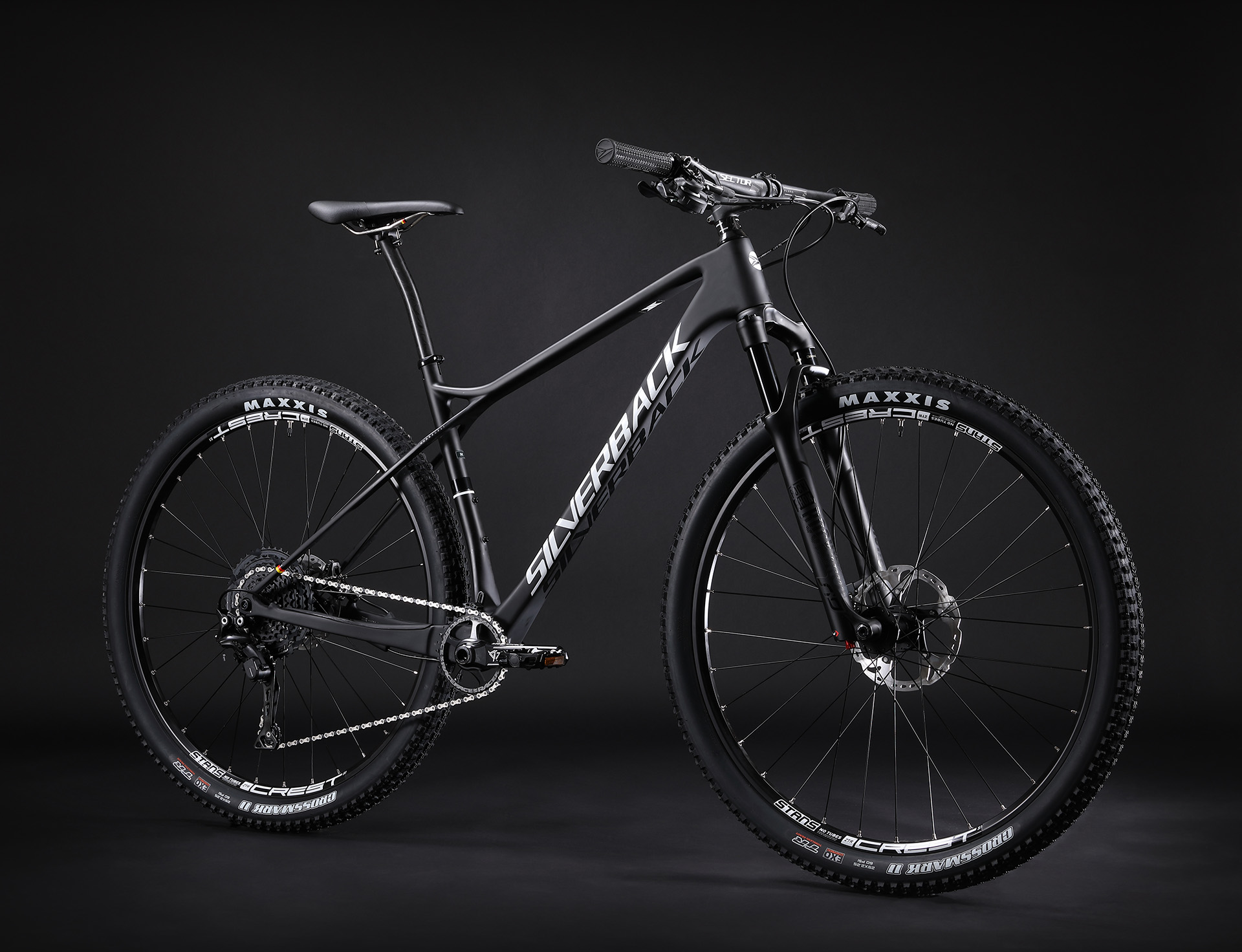 Горный велосипед Silverback Superspeed 1.0 2019
