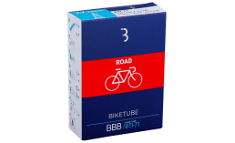 Камера для велосипеда  BBB  BTI-71 BikeTube 700*20/28C FV NT 60 mm