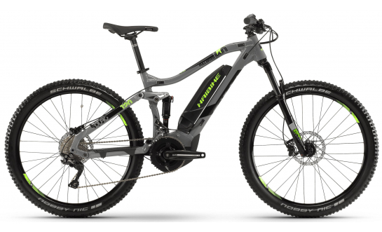 Электровелосипед  Haibike  SDURO FullSeven 4.0 500Wh 20-G Deore  2019