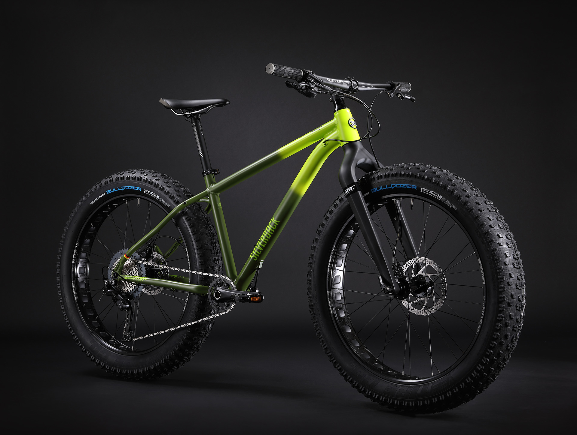 Фэтбайк Silverback Scoop Single 2019
